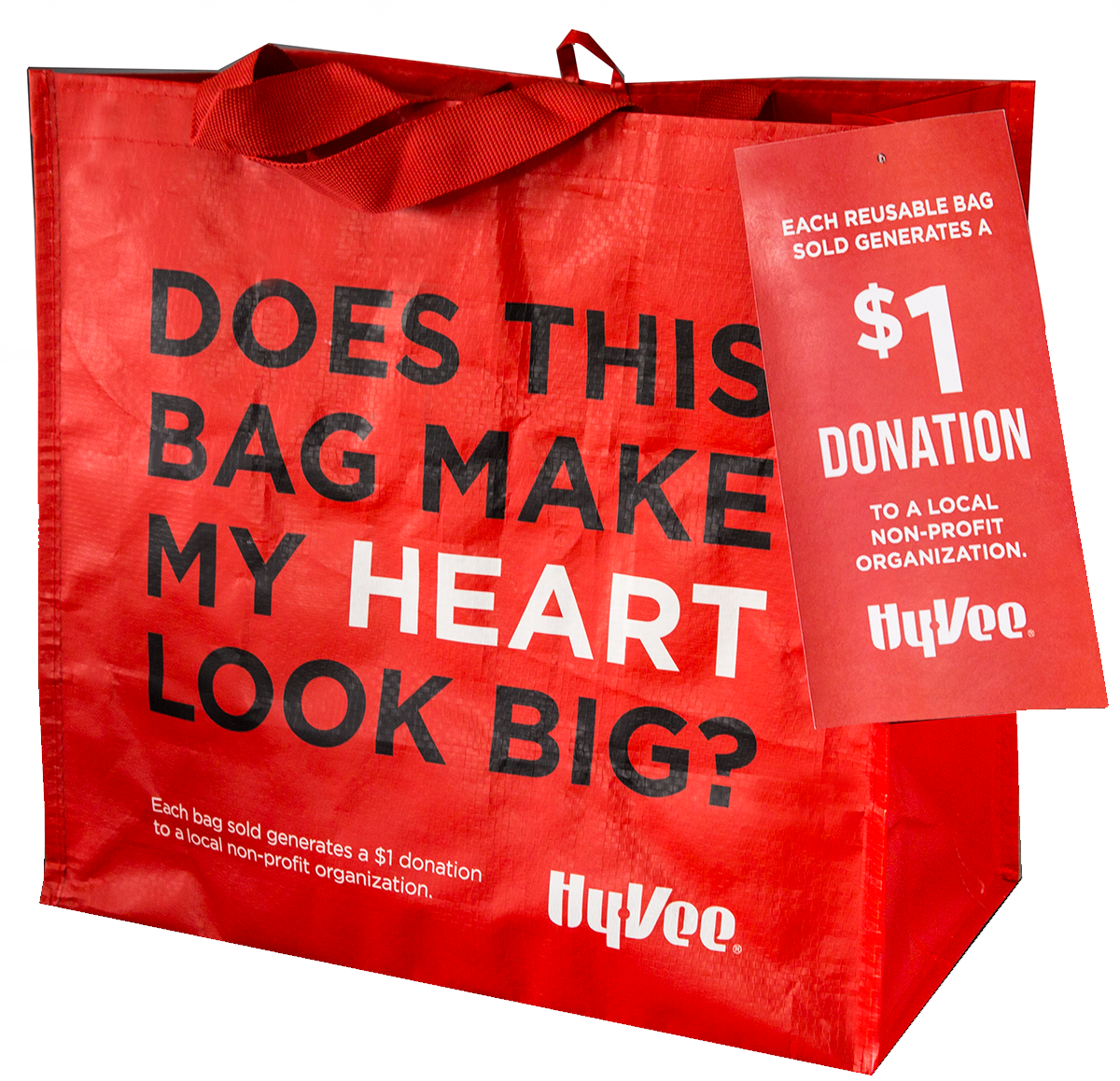 Hy-Vee Reusable Bag Program